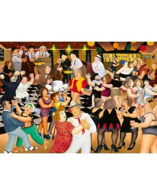 Puzzle Schmidt - Beryl Cook: Petrecere De Noapte, 1000 piese (59686)