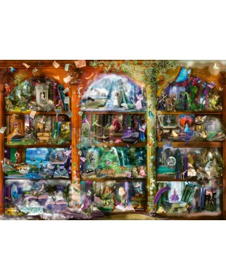 Puzzle Schmidt - Magia Basmelor, 1.000 piese (58965)