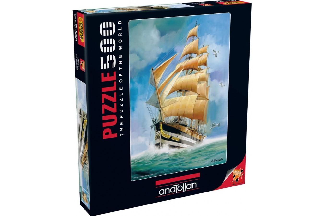 Puzzle Anatolian - Caribbean King, 500 piese (3529)