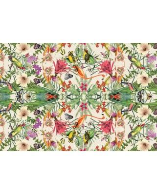Puzzle Ravensburger - Tropical, 99 piese (16535)