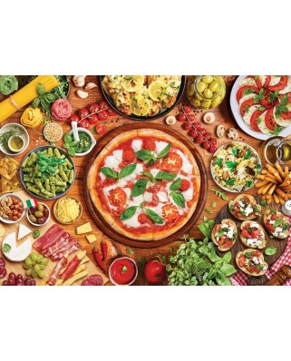Puzzle Eurographics - Italian Table, 1000 piese (6000-5615)