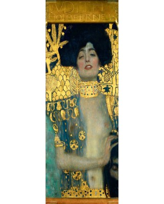 Puzzle 1000 piese - Gustav Klimt: Gustave Judith and the Head of Holofernes, 1901 (Bluebird-60014)