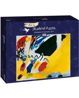 Puzzle 1000 piese - Vassily Kandinsky: Impression III (Concert), 1911 (Bluebird-60119)
