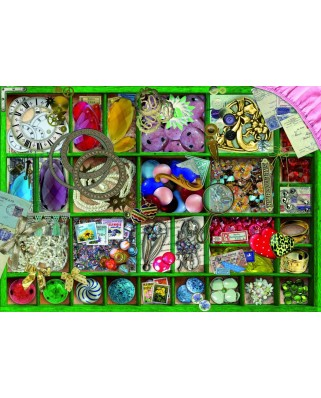 Puzzle 1000 piese - Green Collection (Bluebird-70480)