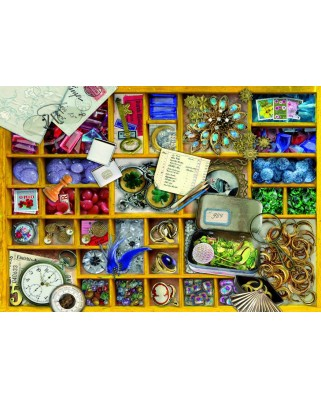 Puzzle 1000 piese - Yellow Collection (Bluebird-70483)