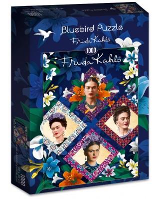Puzzle 1000 piese - Frida Kahlo (Bluebird-Puzzle-70490)