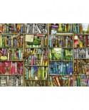 Puzzle Ravensburger - Colin Thompson: Libraria Bizara, 1000 piese (19226)