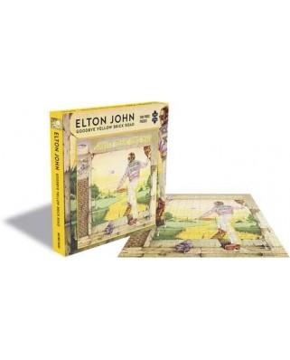 Puzzle 500 piese - Elton John - Goodbye Yellow Brick Road (Zee-25149)