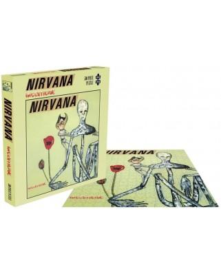 Puzzle 500 piese - Nirvana - Incesticide (Zee-26175)