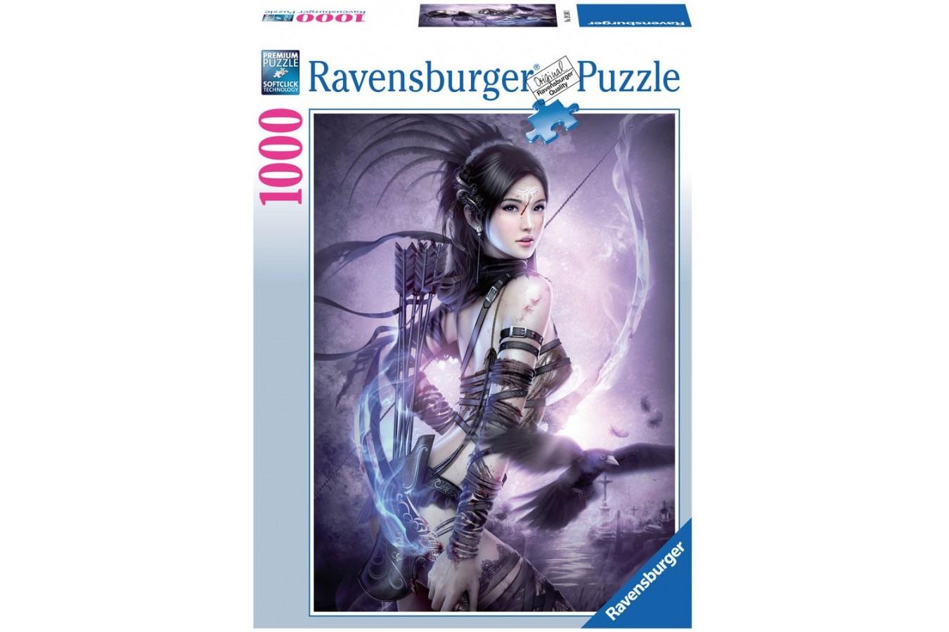 Puzzle Ravensburger - Arcas, 1.000 piese (19240)