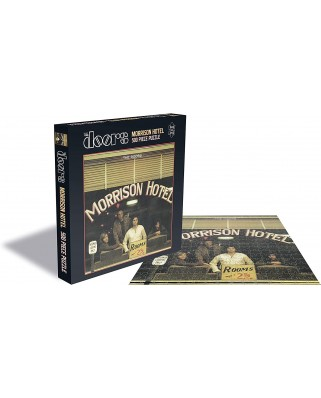 Puzzle 500 piese - The Doors - Morrison Hotel (Zee-23775)