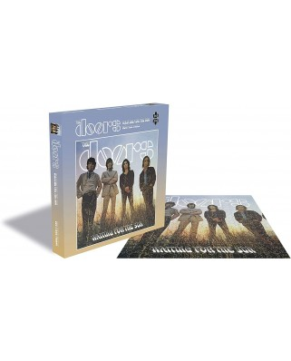 Puzzle 500 piese - The Doors - Waiting for the Sun (Zee-23776)