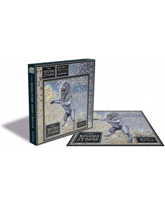 Puzzle 500 piese - The Rolling Stones - Bridges To Babylon (Zee-25660)