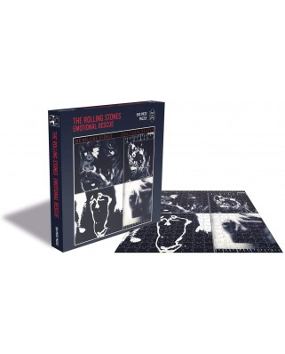 Puzzle 500 piese - The Rolling Stones - Emotional Rescue (Zee-25655)