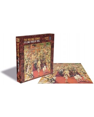 Puzzle 500 piese - The Rolling Stones - It's Only Rock N Roll (Zee-25653)
