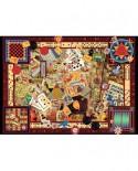 Puzzle Ravensburger - Jocuri Antice, 1000 piese (19406)
