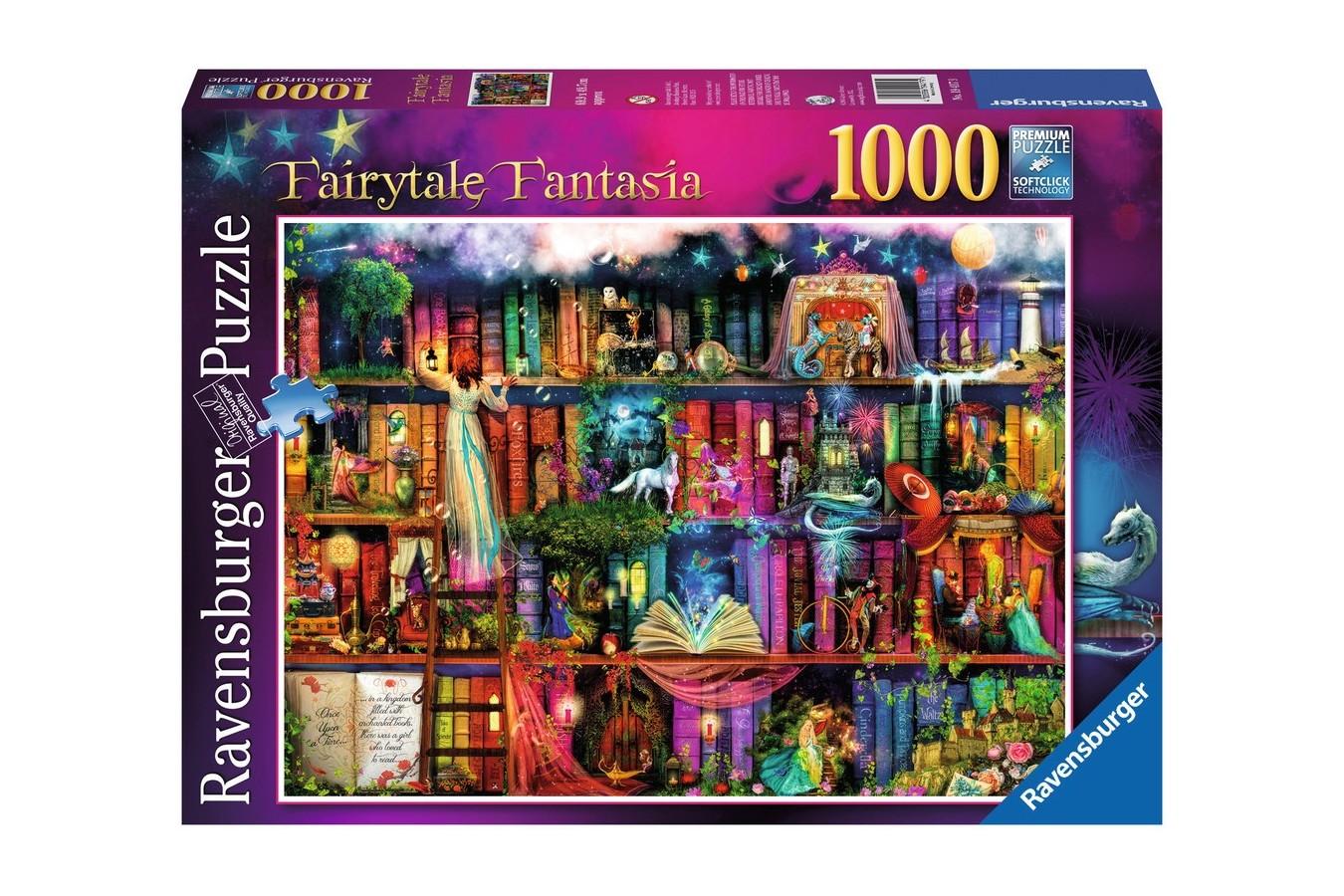 Puzzle Ravensburger - Aimee Stewart: Basm, 1000 piese (19417)
