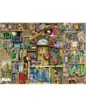 Puzzle Ravensburger - Colin Thompson: Libraria Bizara 2, 1.000 piese (19418)