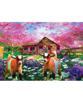 Puzzle 500 piese - When Spring Comes (Art-Puzzle-4577)