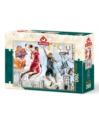 Puzzle 260 piese - Basketball (Art-Puzzle-4580)