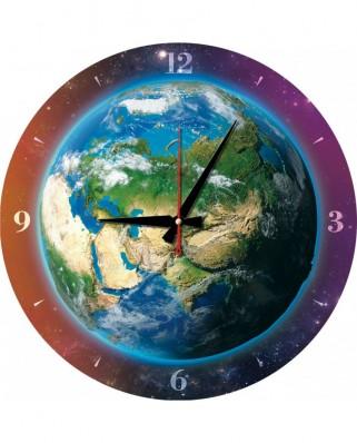 Puzzle 570 piese - Puzzle Clock - World (Art-Puzzle-5002)