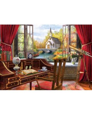 Puzzle 500 piese - Work Landscape (Art-Puzzle-5074)