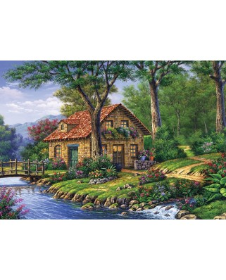 Puzzle 1000 piese - The Coast of Peace (Art-Puzzle-5172)
