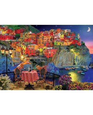 Puzzle 1500 piese - Cinque Terre - Italy (Art-Puzzle-5375)
