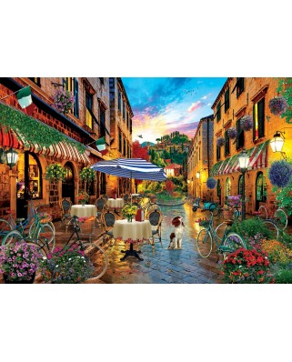Puzzle 2000 piese - Traveling in Italy (Art-Puzzle-5475)