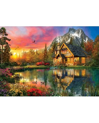 Puzzle 2000 piese - Four Seasons One Moment (Art-Puzzle-5477)