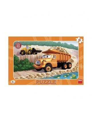 Puzzle 15 piese - Tatra (Dino-30130)