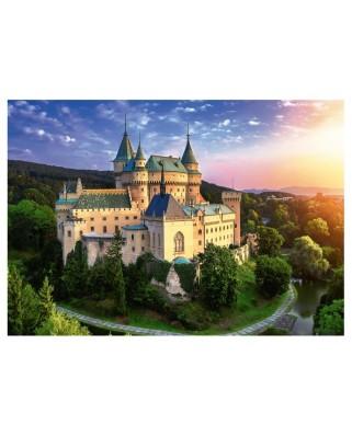 Puzzle 500 piese - Bojnice Castle (Dino-50247)