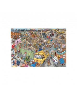 Puzzle 1000 piese - Wasgij Destiny 22 (Jumbo-25001)