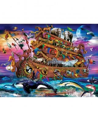 Puzzle 300 piese XXL - Noah's Ark (Master-Pieces-32103)