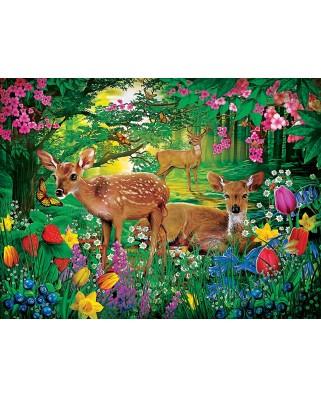 Puzzle 300 piese XXL - Spirit of Spring (Master-Pieces-32107)