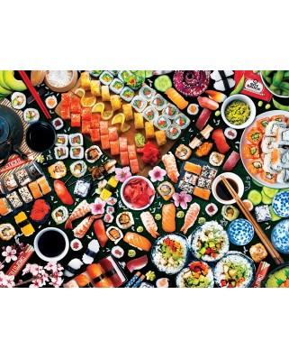 Puzzle 300 piese XXL - Sushi Surprise (Master-Pieces-32109)