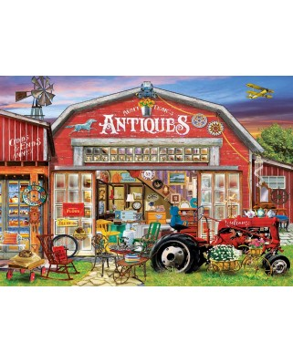 Puzzle 1000 piese - Antiques for Sale (Master-Pieces-72003)