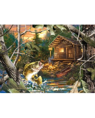 Puzzle 1000 piese - The One that Got Away (Master-Pieces-72070)