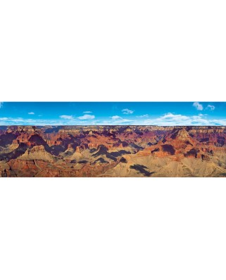 Puzzle 1000 piese panoramic - American Vistas - Grand Canyon (Master-Pieces-72075)