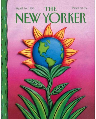 Puzzle 100 piese mini - Earth Day (New-York-Puzzle-NY2050)