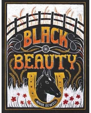 Puzzle 100 piese mini - Black Beauty Mini (New-York-Puzzle-PG1908)
