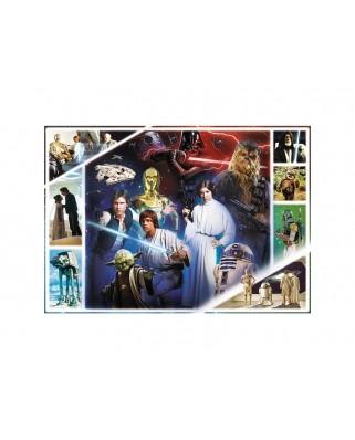 Puzzle 1000 piese - Star Wars (Trefl-10625)