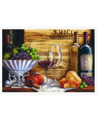 Puzzle 1500 piese - In the Vineyard (Trefl-26174)