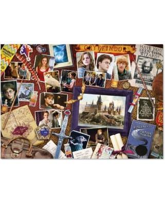 Puzzle 500 piese - Harry Potter (Trefl-37400)