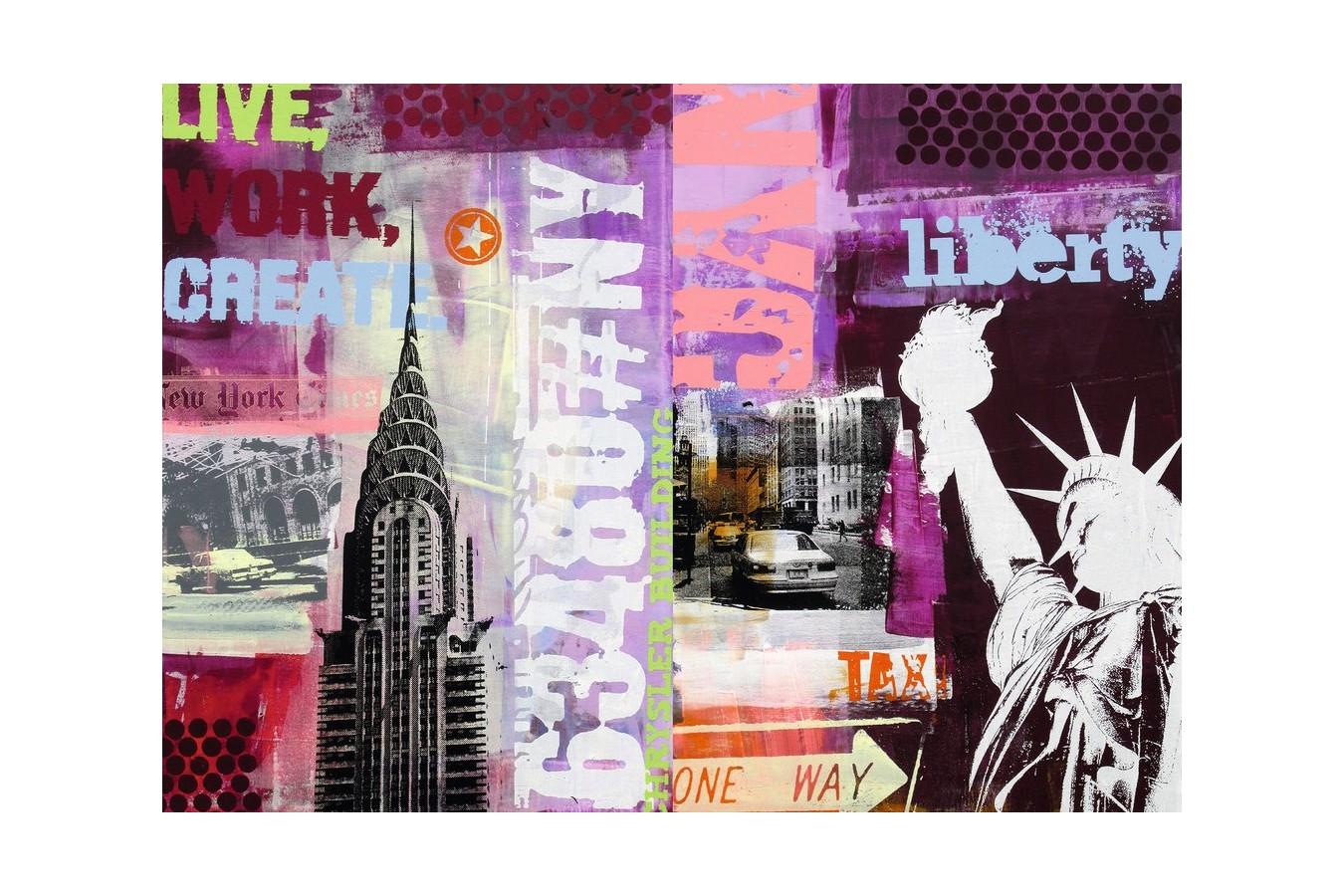 Puzzle Ravensburger - New York, 1.000 piese (19613)