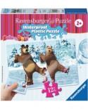 Puzzle Ravensburger - Masha Si Ursul, 12 piese (05606)
