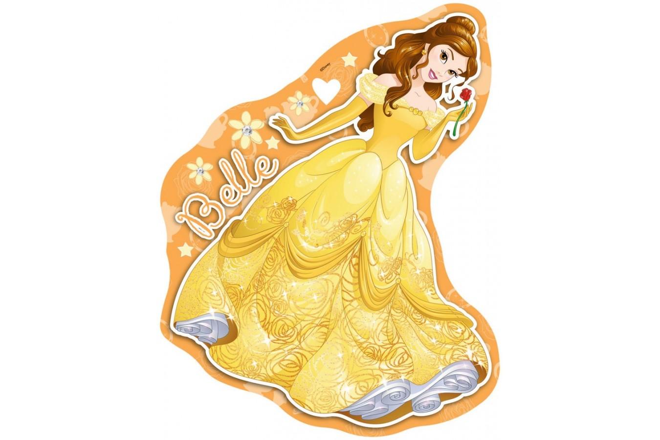 Puzzle Ravensburger - Printesele Disney, 10/12/14/16 piese (07398)