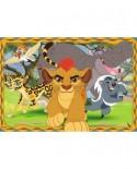 Puzzle Ravensburger - Garda Felina, 35 piese (08783)
