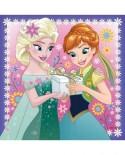 Puzzle Ravensburger - Frozen, 3x49 piese (09245)