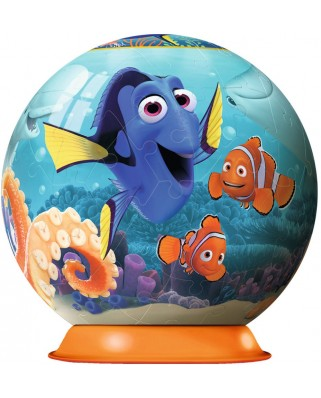 Puzzle glob Ravensburger - In Cautarea Lui Dory, 72 piese (12193)